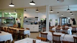 la salle coté restaurant