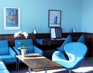 L'hôtel SAS Radisson de Copenhague, l'hôtel de Arne Jacobsen !