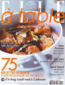 ELLE A TABLE1-1